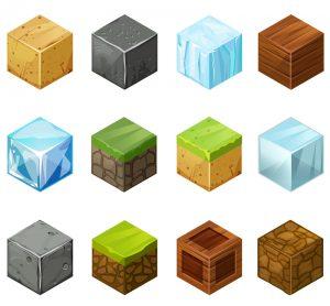 Building Blocks For Minecraft
