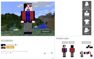 How to upload a Minecraft Skin